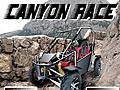 Jeux Canyon course
