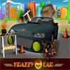 Jeux 3D voiture folle