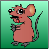 puxe o mouse