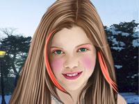 Georgie Henly cambio de imagen