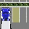Estacionamento parada de caminh�es