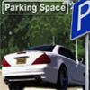 Jeux voiture dans le parking