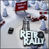 Jeux rally 3D sous la neige