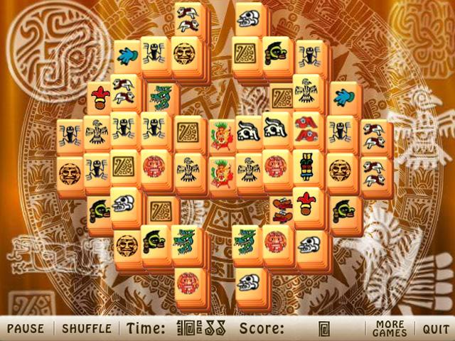 mahjong asteca