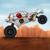 um buggy no deserto