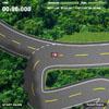 Jeux drift sur autoroute