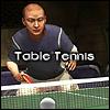 jugador de tenis de mesa