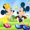 Mickey y Minnie vestidos