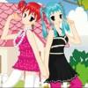 2 sunny barbie girls