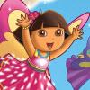 n�meros escondidos por Dora .
