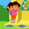 Dora quer pular