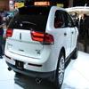 Detroit Auto Show 2010 - Lincoln MKX