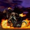ghost bike fogo deslizamento