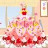 la torta con Barbie