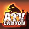 Jeux canyon en quad