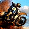 Jeux puzzle de moto cross