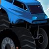 Jeux entrainement de monster-truck