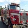 Jeux puzzle camion de pompier