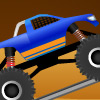 Jeux sauts en monster truck