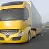 Jeux puzzle de camion jaune