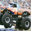 Jeux puzzle carr� monster truck