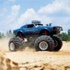 Jogos monster truck deserto enigma