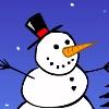 Jeux faire un bonhomme de neige