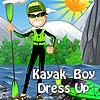 dress a kayaker