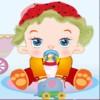 vestido beb�