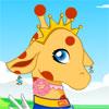 vestire una giraffa