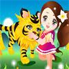 Dress una tigre bambino v2