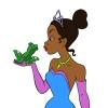 a princesa eo sapo