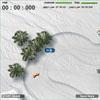 Jeux rouler sous la neige