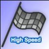 Jeux haute vitesse
