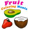 frutas de color
