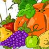 Outono colheita colora��o p�gina