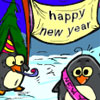 pingalee celebra o ano novo