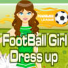 football girl dress up