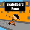 Jeux skateboard_race
