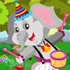 habille dumbo l'elephant