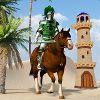 les aventures d'un chevalier