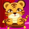Déguise le bébé Tigre
