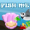 Le petit poisson et le requin