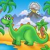 Des Dinosaures en lettres