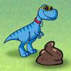 Un dinosaure gourmand