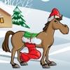Le cheval de Noël