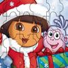 Dora pendant No�l