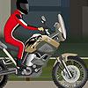 Une ballade en moto-cross