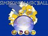 La boule Magique des Simpsons