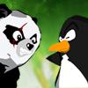 Pandas contre Pingouins